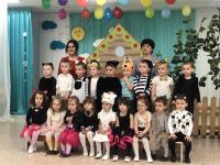 Выпускные в группе  раннего возраста