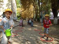 Пожарная безопасность для детей - фотоотчет